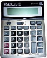 Калькулятор DM 1200. Настольный калькулятор большой. Офисная техника. Калькуляторы бухгалтерские, финансовые.
