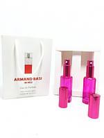 Женская парфюмированная вода Armand Basi In Red в подарочной упаковке 2х20 ml RHA