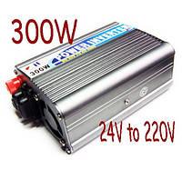 Преобразователь 24V-220V 300W