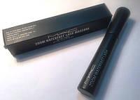 Тушь для ресниц MAC zoom waterfast lash mascara 10 g / MUS-1.1/ 8290