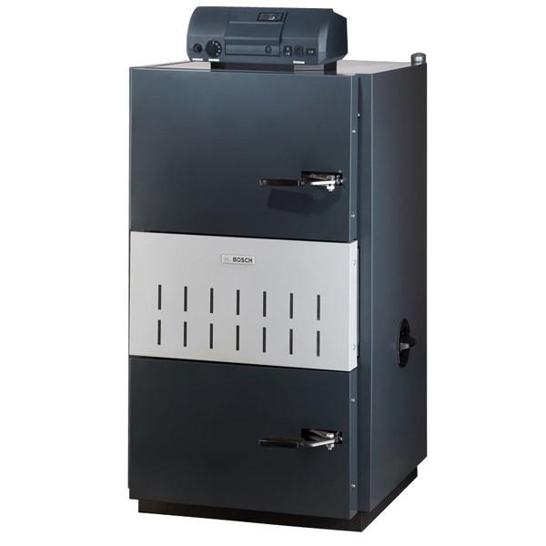 Твердотопливный котел Bosch SFW 26 HF пиролизный, серия SOLID 5000 W