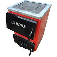 Твердотопливный котел Carbon -КСТО 18 Плита сталь