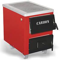 """Твердотопливный котел Carbon -КСТО 17,5 """"Тайга""""- ( 2 плиты ) сталь"""