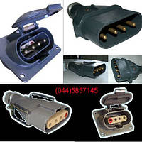 Розетка кабельная ШК4х60 +380 (44) 585-71-45