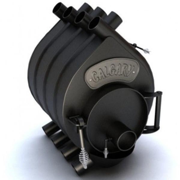 Печь булерьян Calgary-00 ( 100 м³ ) Новослав - OptMan - самые низкие цены в Украине в Харькове
