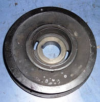 Шкив коленвала 6 ручейков демпферный ( Шкив коленчатого вала )Renault Kangoo 1.5dCi1997-2007771658031, 15-