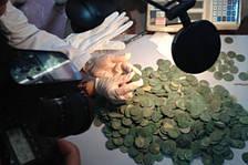 В Іспанії знайшли близько 600 кілограмів римських монет