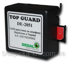 GSM приставка до домофону TOP GUARD DE-2051