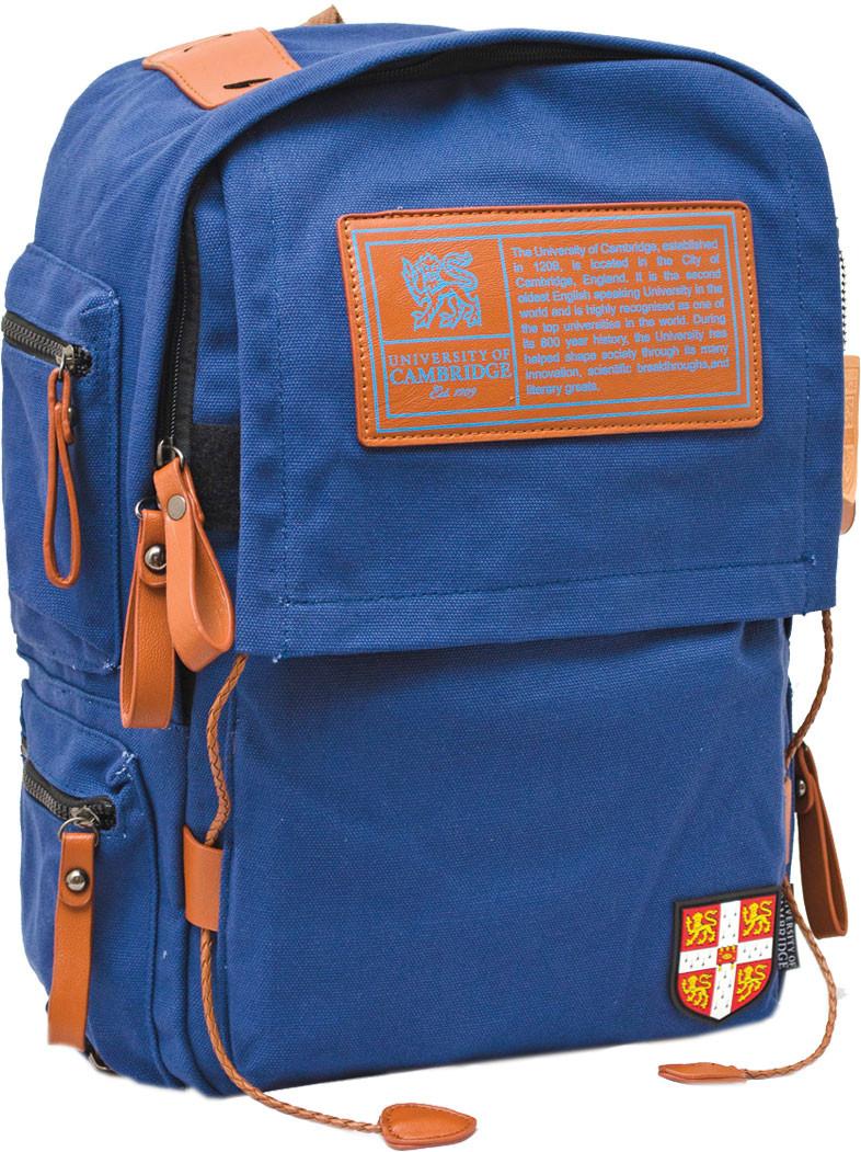 Школьный рюкзак Cambridge CA045 (Синий), 1 Вересня