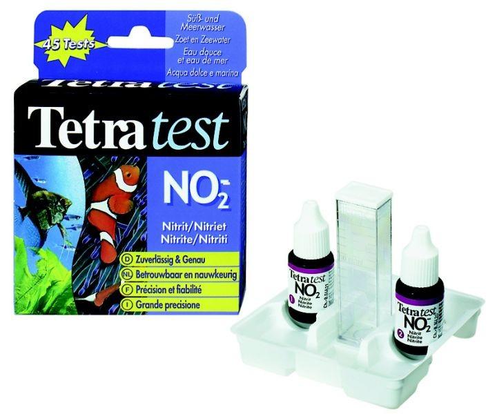 Tetra Test Nitrite NO2 - тест для аквариумной воды - Интернет-магазин «Моё дело» в Харькове