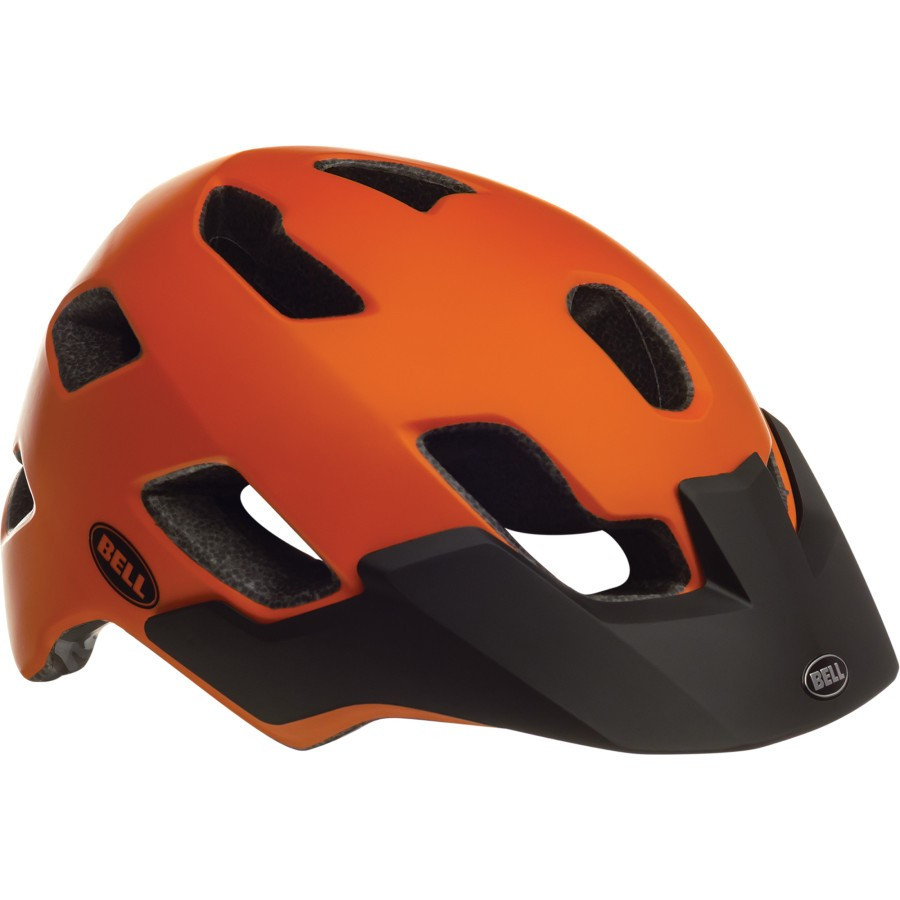 Велошлем Bell Stoker Safety оранжевый (GT)