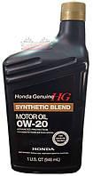 Масло моторное Honda Motor Oil API SN 0W-20 Ultimate ✔ 1л.