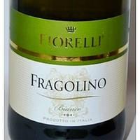 Fragolino Fiorelli Bianco. Фраголино Фиорелли Бьянко