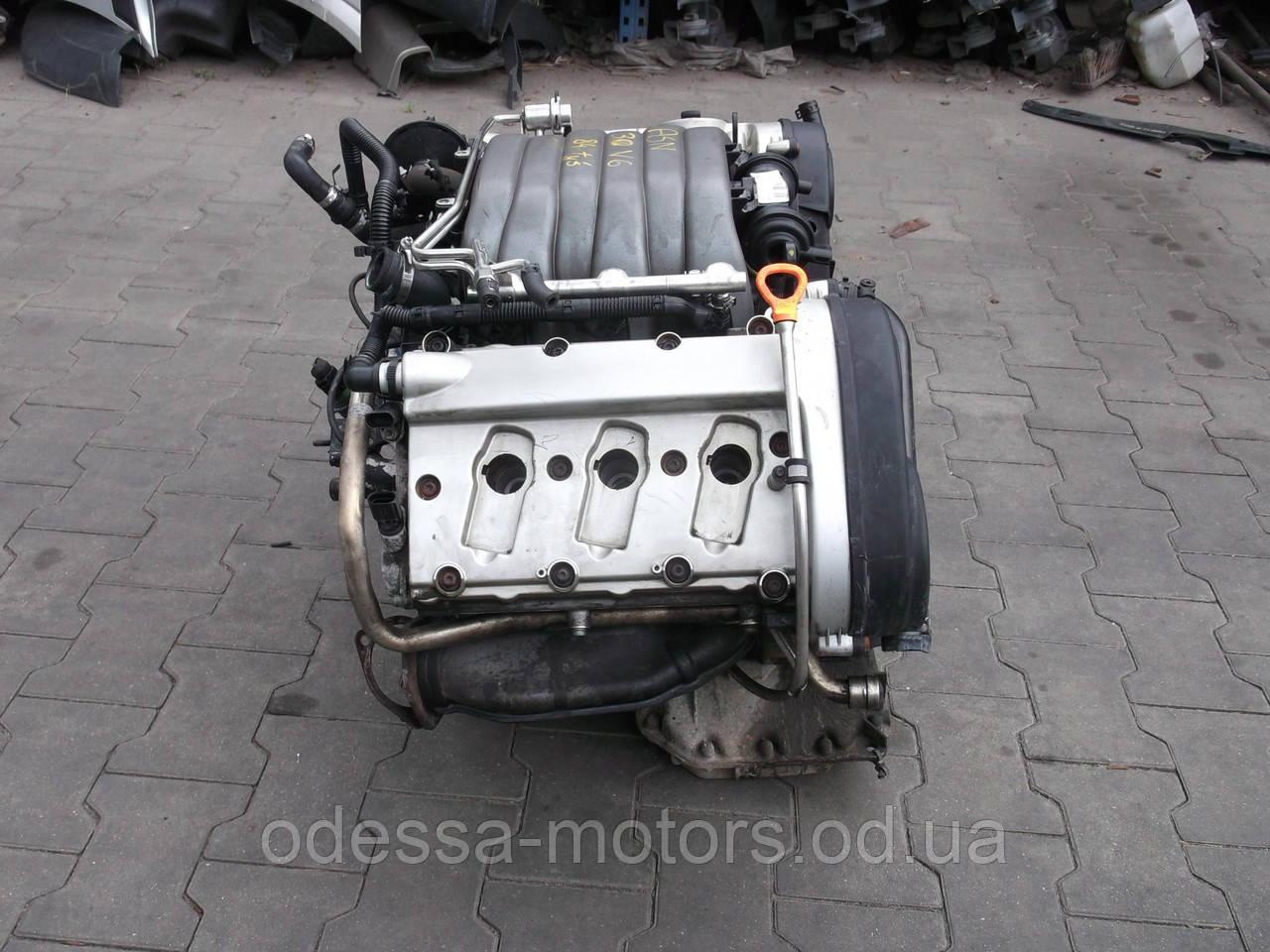 Двигатель Audi A8 3.0 2003-2005 тип мотора ASN, фото 1