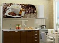 Фасады кухонные Кофе, уф печать