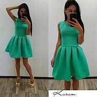 Стильное женское платье а-40371