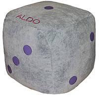 Бескаркасное Кресло мешок пуф пуфик кубик Кости