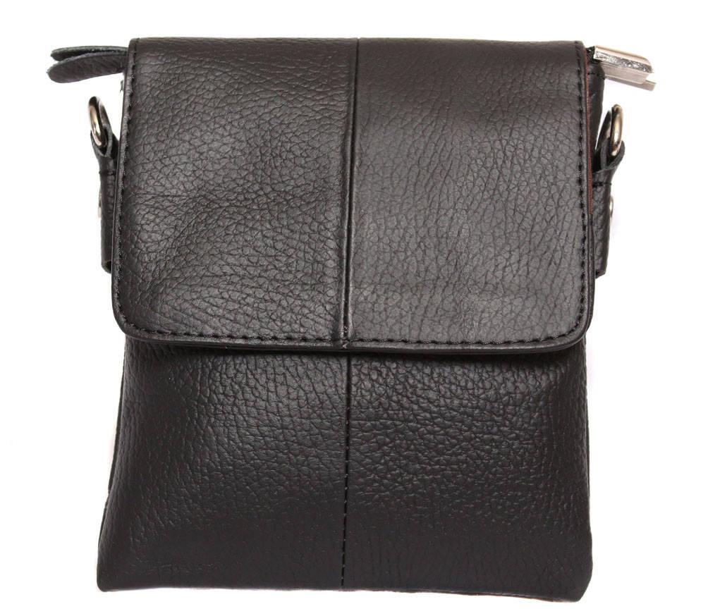 Стильная мужская сумка через плечо и на поясной ремень 300147