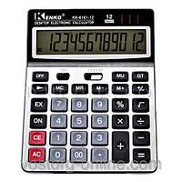 Калькулятор Kenko 6161. Бухгалтерский калькулятор. Офисная техника. Калькуляторы. Канцтовары