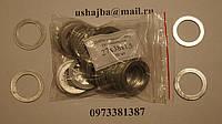 Шайба ( кольцо ) алюминиевое уплотнительное 27х38х1,5