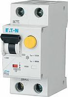 Дифференциальный автомат Eaton (Moeller) PFL6-6/1N/C/003 (286464)
