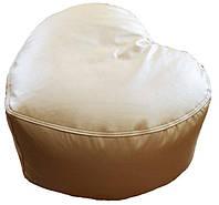 Кресло мешок пуф пуфик СЕРДЦЕ детская мебель мягкая