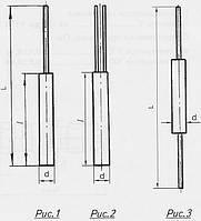 Элемент термометрический чувствительный медный ЭЧМ-0183