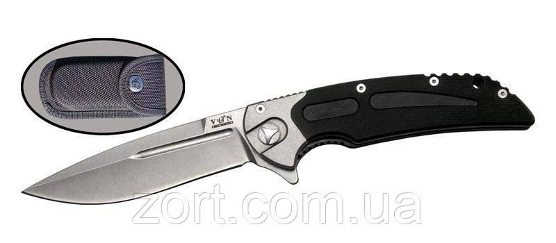 Нож складной, механический Ягуар-С