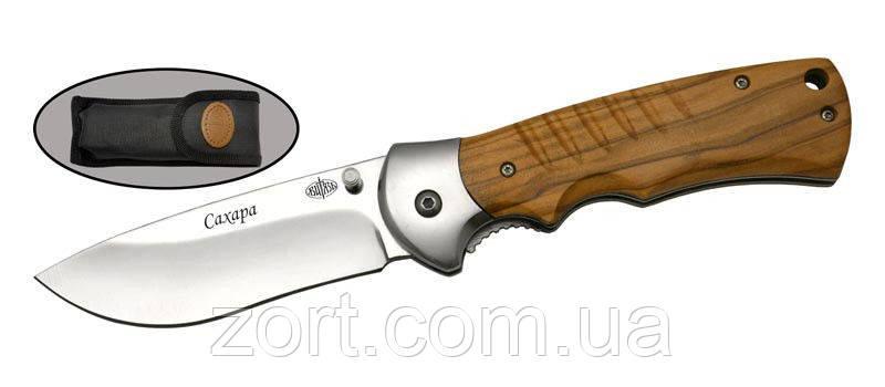 Нож складной, механический Сахара