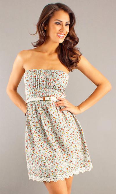 Летние женские платья недорого