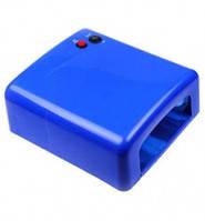 YRE УФ-лампа 36 Вт, электронная синяя