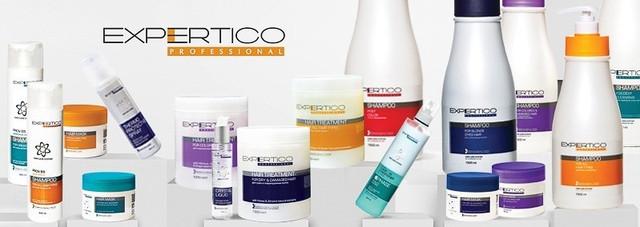 Tico Professional Expertico - средства о уходу за волосами для профессионального и домашнего ухода