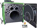 Жаротрубный котел Emtas EGS/3G-1500 треходовой под горелку , фото 2