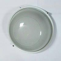 Светодиодный светильник герметичный круглый 10W IP44 6500К 220тм.