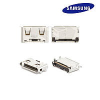 Коннектор зарядки для Samsung E1100/E1125, оригинал