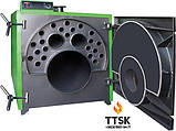Жаротрубный котел Emtas EGS/3G-1750 треходовой под горелку , фото 2