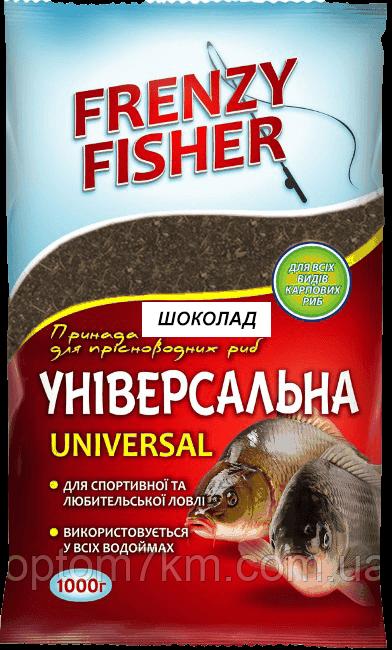 "Прикормка Frenzy Fisher ""Империя"" Универсал-шоколад 1 кг"