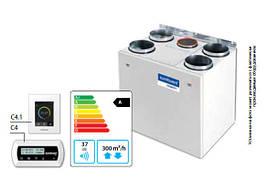 Domekt R 400 V Вентиляционная установка с роторным теплоутилизатором