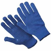 Перчатки рабочие трикотажные с ПВХ-покрытием (60)