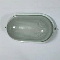 Светодиодный светильник герметичный овальный 5W IP44 6500К 220тм.