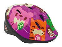 Велошлем детский Bell Bellino фиолетовый Lollipop Animals (GT)