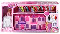 Игрушечный домик для Барби 668-7