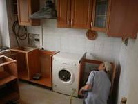 Перепланировка кухонной мебели