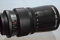 Объектив Юпитер-36В 250mm F3.5 + адаптер М42