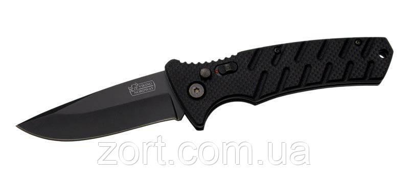 Нож складной, автоматический A491
