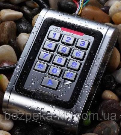 Клавиатура кодовая антивандальная S-10EM