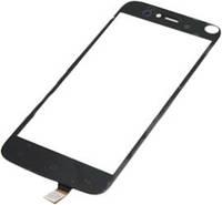 Сенсор FLY IQ4411 Energie 2 black (оригинал), тач скрин для телефона смартфона