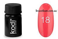 Гель-краска Kodi №18