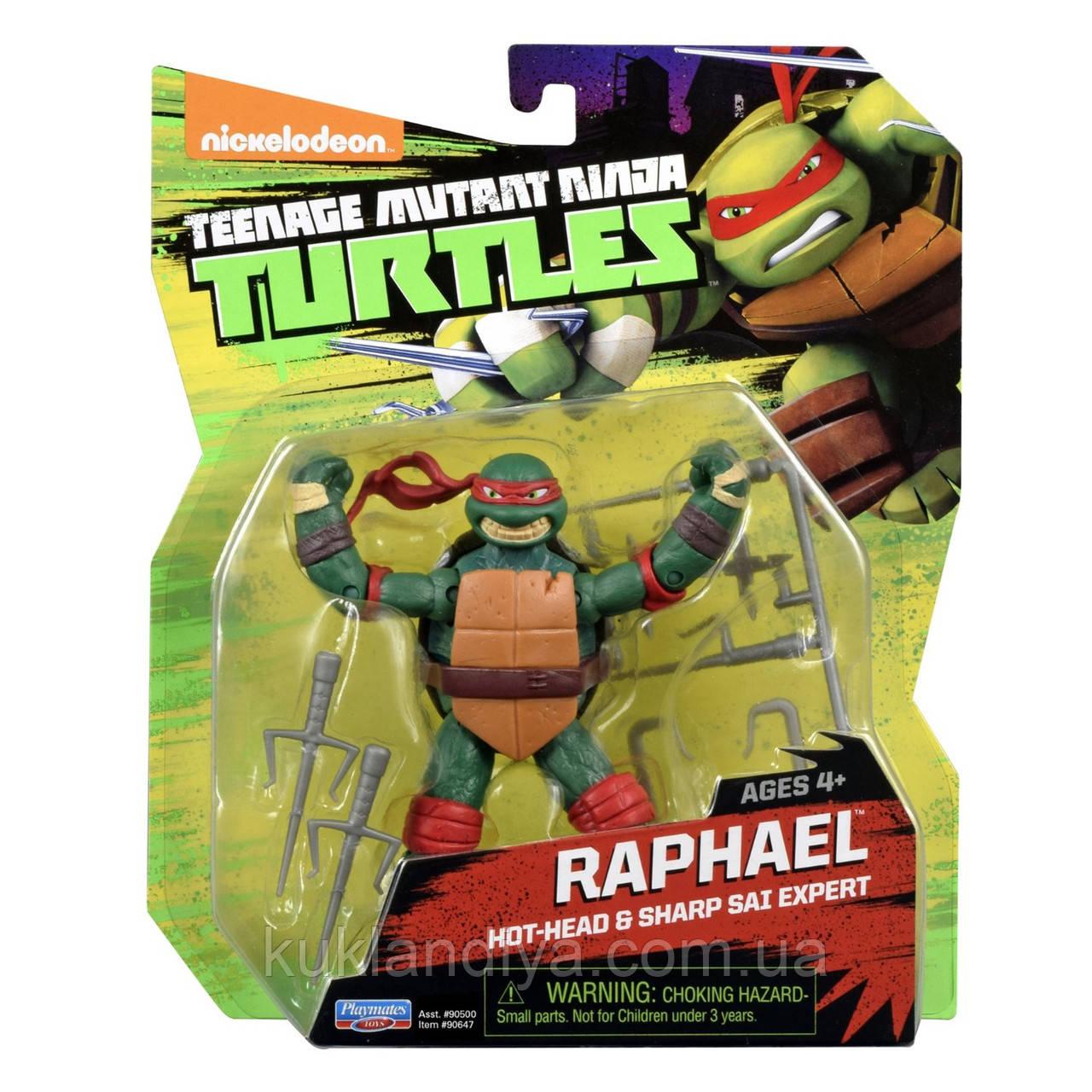 Teenage Mutant Ninja Turtles 2012 Neuralizer Toy : Игрушка Нинзя черепашка Рафаэль купить в Украине недорого