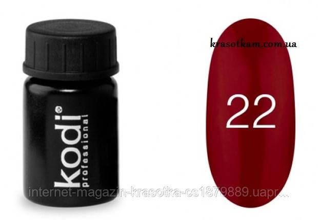 Гель-краска Kodi №22